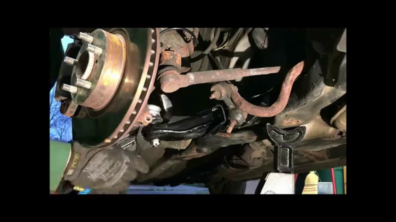 Stubborn Subaru Impreza Ball Joint Replacement Guide Youtube