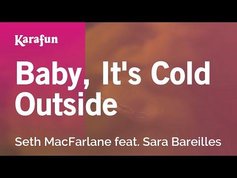 Karaoke Baby, It's Cold Outside - Seth MacFarlane *