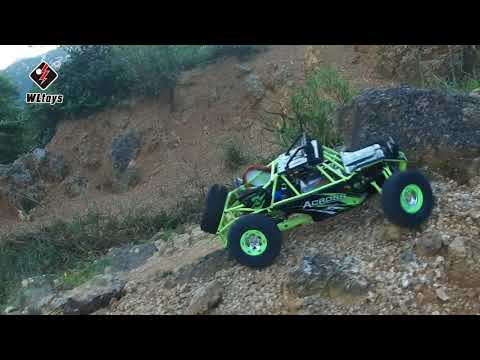 High Speed RC Car Off Road Car RC Rock Crawler Cross-country RC Truck