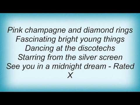 16726 Pat Benatar - Rated X Lyrics