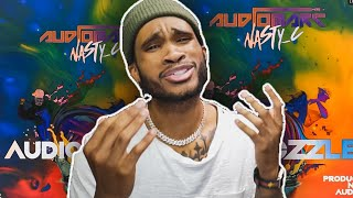 Audiomarc ft (Nasty C) Audio Czzle | REACTION VIDEO