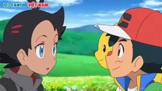 Pokemon Sword And shield tập 2 Satoshi và go , tiến lên cùng lugia!!!!