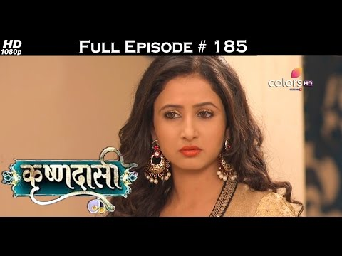 Krishnadasi - 7th October 2016 - कृष्णदासी - Full Episode (HD)
