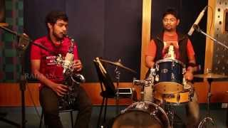 Start  Muzik- Siddharth & Basanth – Drums beat with Saxophone tunes
