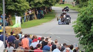 Slovenija Classic TT 2018 v Središču ob Dravi
