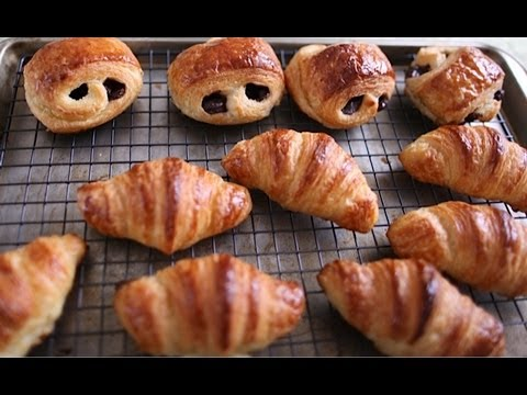 homemade-butter-croissants-and-pain-au-chocolat!