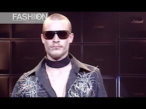 JOHN RICHMOND Menswear Fall 2004 2005 Milan - Fashion Channel