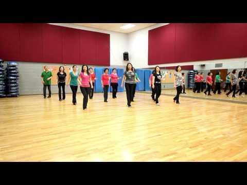 Life On The Line - Line Dance (Dance & Teach in English & 中文)