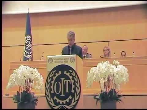 Download ILO Speech of the WFTU General Secretary 18 June 2013