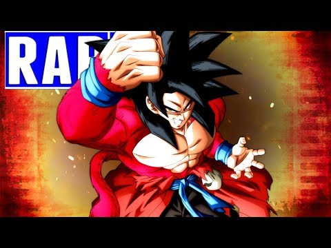 Rap do Goku SSJ 4 (Dragon Ball Heroes) FT.Lex Clash e Arquivo Cover