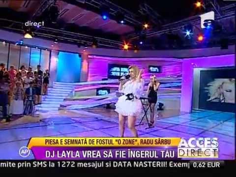 Dj Layla & Sianna @ Acces Direct (Antena 1)