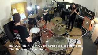 BEHOLD THE ARCTOPUS New Song live | Metal Injection