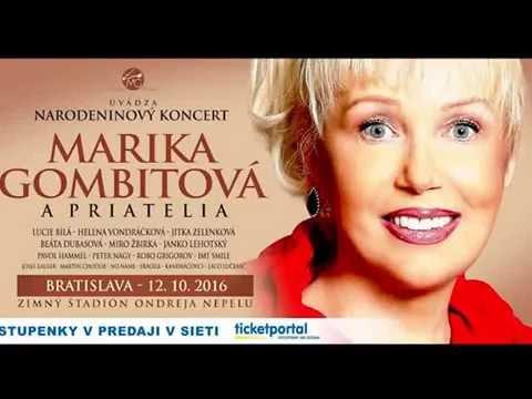 Marika Gombitová 2016
