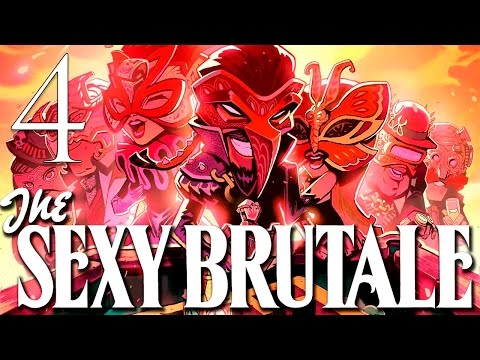 LADRONES PROFESIONALES - The Sexy Brutale - EP 4