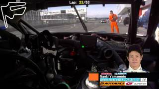 SUPER GT 2014 ONBOARD Rd8 Twin Ring Motegi 2/3 thumbnail