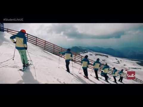 Student Life · Campeonato del Mundo de Freestyle Ski y Snowboard