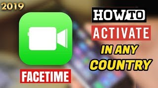 How to Activate Facetime in Any Country on IPads | No Jailbreak (2019)