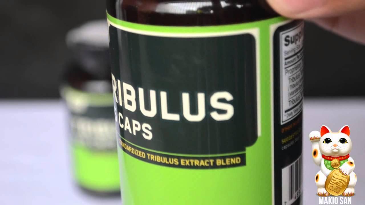 Tribulus Terrestri - Optimum Nutrition