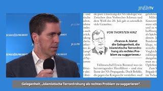 Ein Blick in die aktuelle JF (20/17) mit Dieter Stein