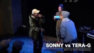 SONNY vs TERA-Z/U-22 MCBATTLE2017年第二次審査会(2017.3.10)