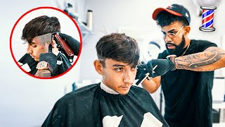 WORST REVIEWED BARBER IN MY CITY!! **full experience**