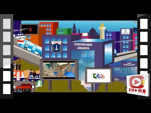 Motion Graphic Jakarta Smartcity