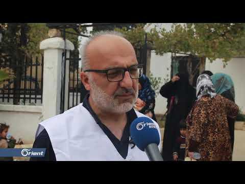 أطباء أتراك يقيمون الوضع الطبي في مدينة عفرين  - 15:53-2018 / 11 / 12