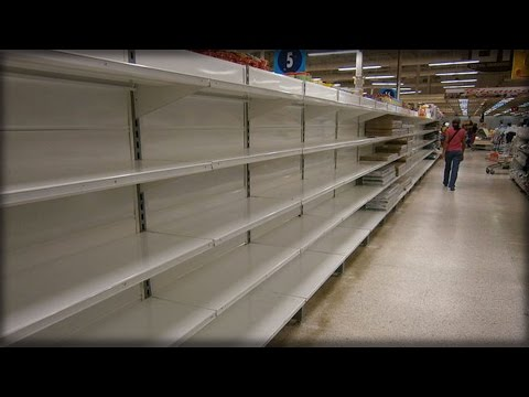 ALERT: EPIC FOOD SHORTAGE IS TURNING HUMANS INTO SKELETONS THIS IS WHAT YOU NEED TO SURVIVE!