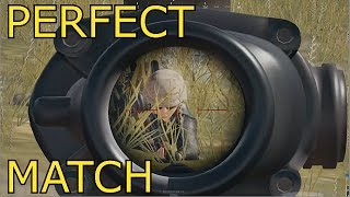 PERFECT MATCH - PUBG