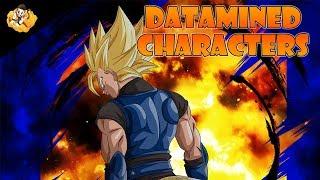 Datamine Character Leaks Gogeta Vegito SSJ3 Gotenks Dragon Ball Legends DB DBL DBZ