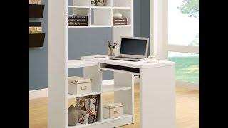 Mia Desk With Bookcase