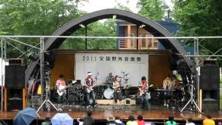 20110717 安国野外音楽祭にて 高橋レーシング.