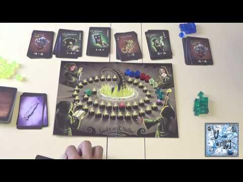 Wake up cthulhu juego de mesa gameplay youtube for Viciados de mesa