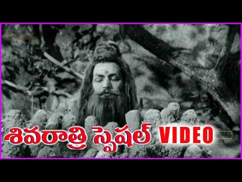 Lord Shiva Miracles - Maha Shivaratri Special Video | Bhookailas Telugu Movie Scene