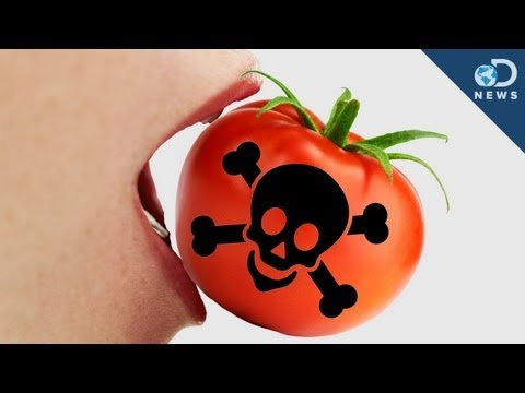 5 Poisonous Foods You Love