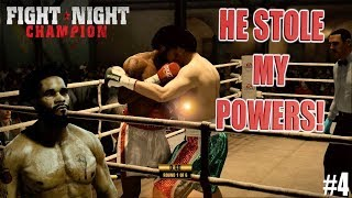 "THEY TESTING MY DISCIPLINE! (FUNNY ""FIGHT NIGHT CHAMPION"" GAMEPLAY #4"