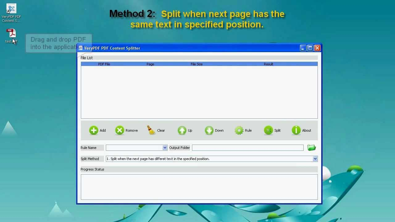 Download A-PDF Content Splitter 4.8.4 Crack With Serial ...