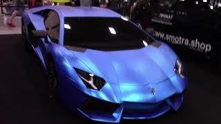 автовыставка royal auto show