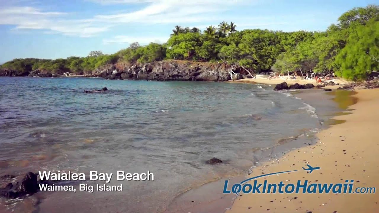 Puako Beach Big Island