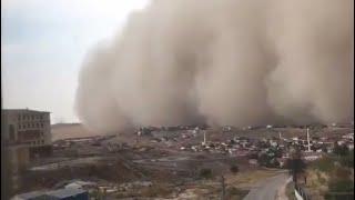 พายุทรายในตุรกี ฝนตกหนักในนครเมกกะ ซาอุดีอาระเบีย ทอร์นาโดไฟในสหรัฐ นกนางแอ่นในหูเป่ย จีน