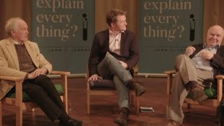 Lennox vs Atkins - Can science explain everything? (Official debate video)