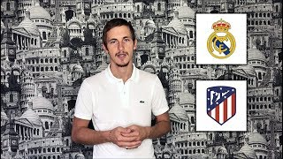 Прогнозы на матч Реал М - Атлетико М | Прогнозы на футбол