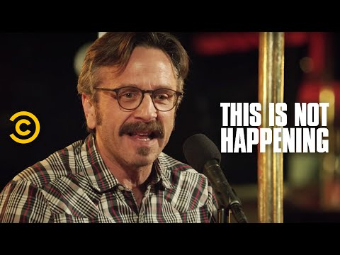 Marc Maron  Brain Cancer  This Is Not Happening  Uncensored