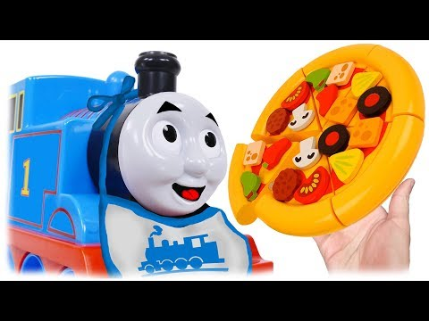 Play Doh Pizza Party Set, Thomas Pizza Maker