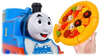 Play Doh Pizza Party Set, Thomas Pizza Maker