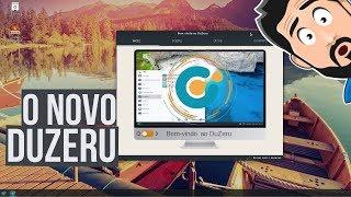 Vamos explorar o novo DuZeru Linux 3 juntos!