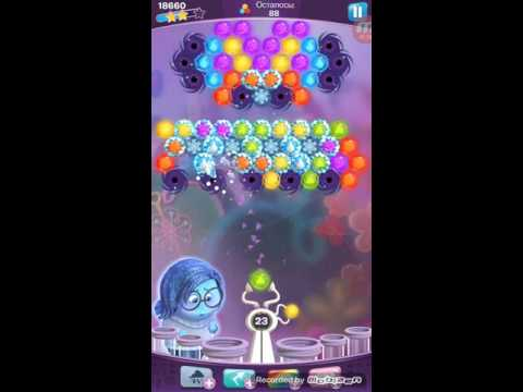 Inside out thought bubbles 123 level, головоломка шарики за ролики, Alles steht Kopf / Vice-Versa