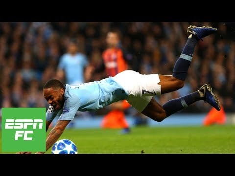 Manchester City vs. Shakhtar analysis: Raheem Sterling in the wrong on penalty? | Champions League