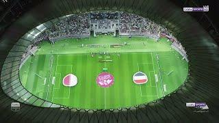 مباراة قطر واليمن بث مباشر - خليجي 24 | تعليق عامر الخوذيري