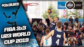 Juan de La Fuente - Argentina - Mixtape - FIBA 3x3 U23 World Cup 2019